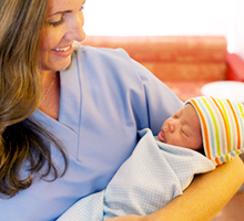 We deliver the very best care and birth experience for expectant mothers and newborns.