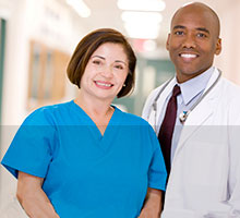 Resources for continuing education and training as well as information for referring a patient.